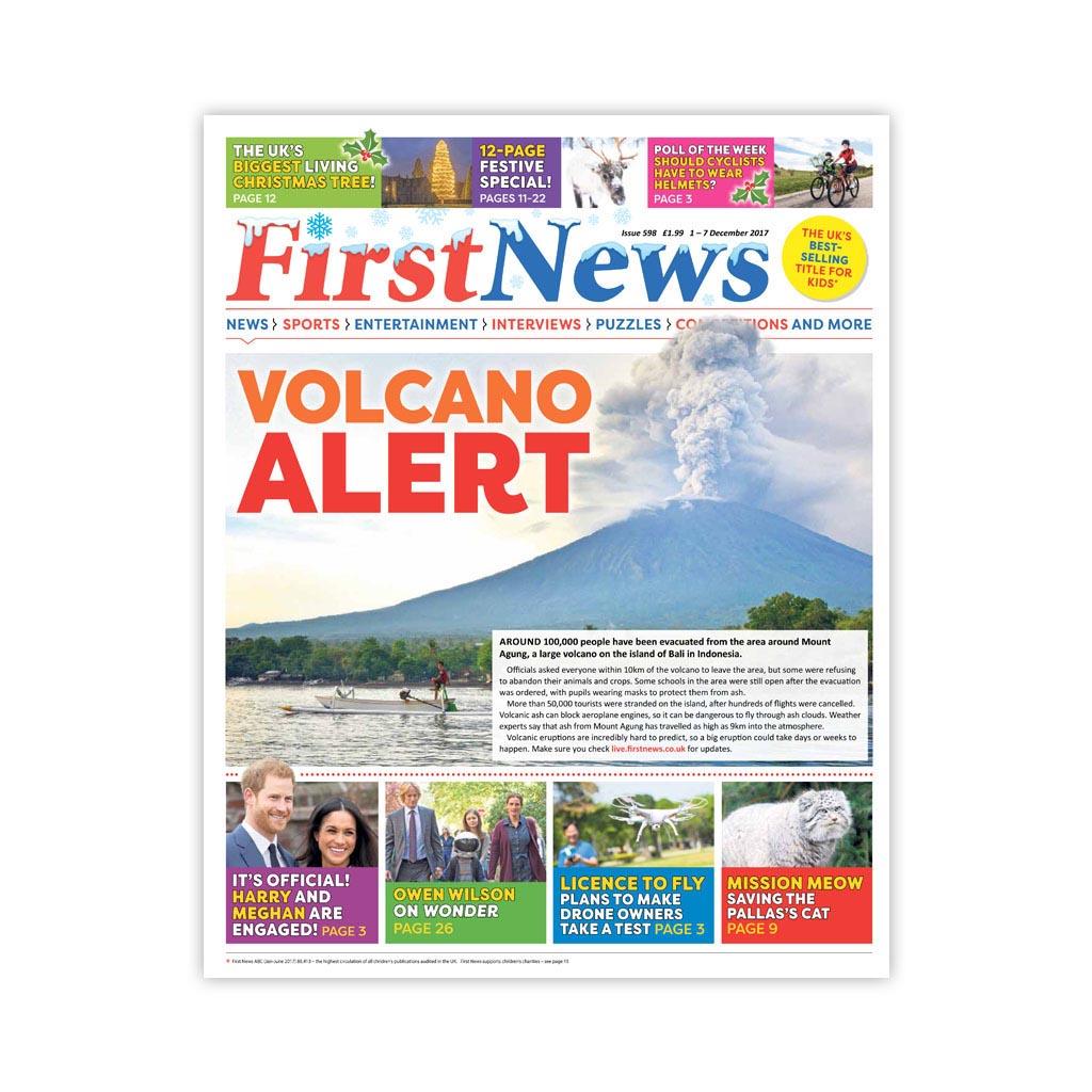 Noviny First News - číslo 4 (598/ 2017)