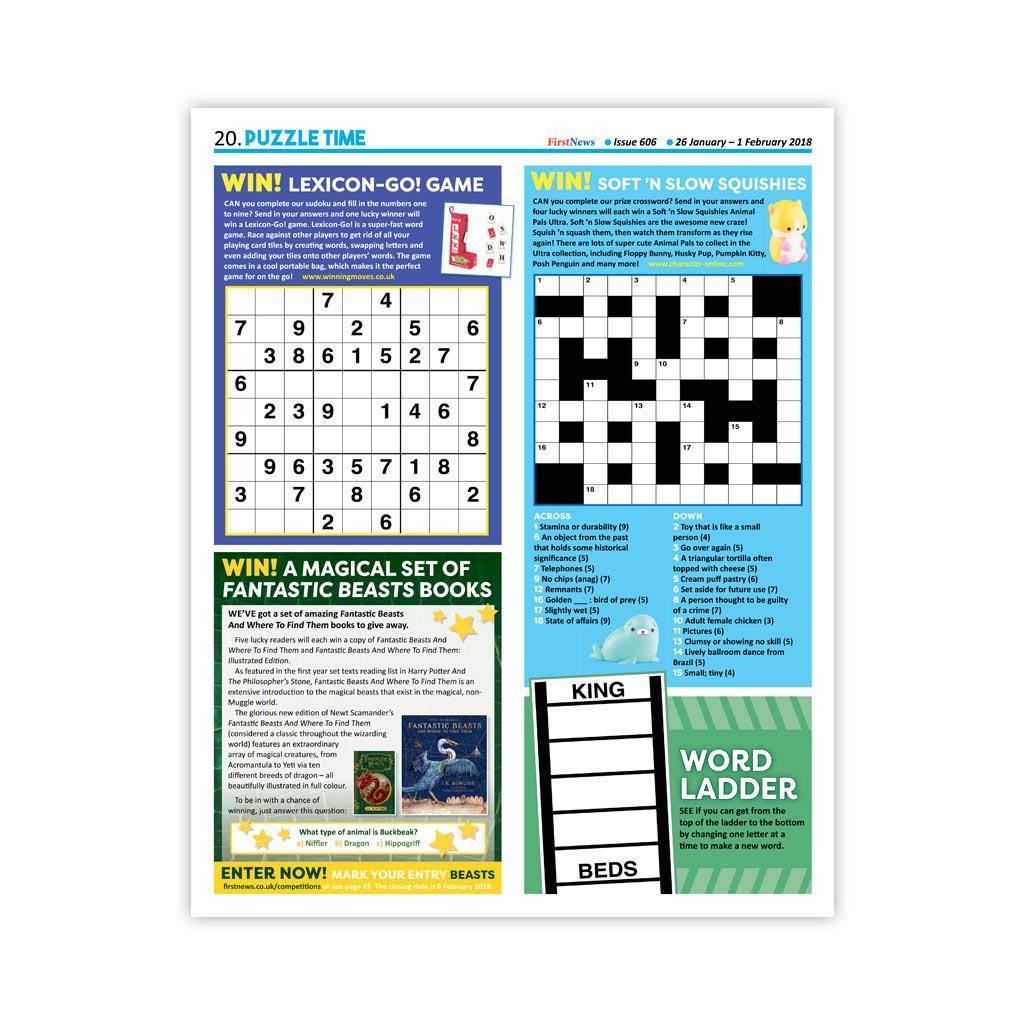 Noviny First News - číslo 6 (606/ 2018)