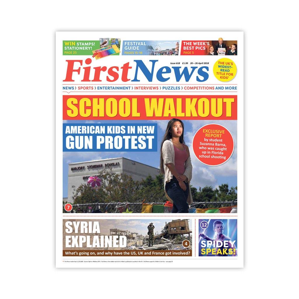 Noviny First News - číslo 9 (618/ 2018)
