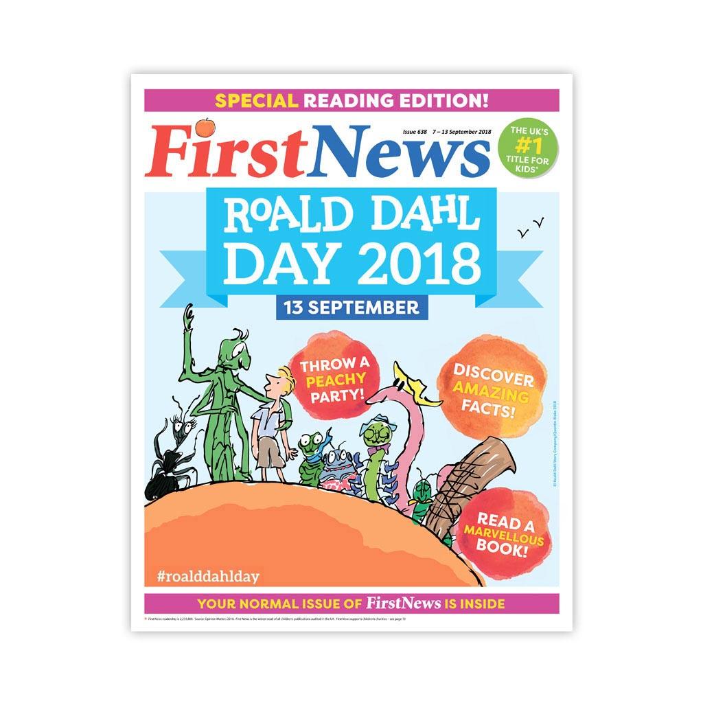 Noviny First News - číslo 1 (638/ 2018)