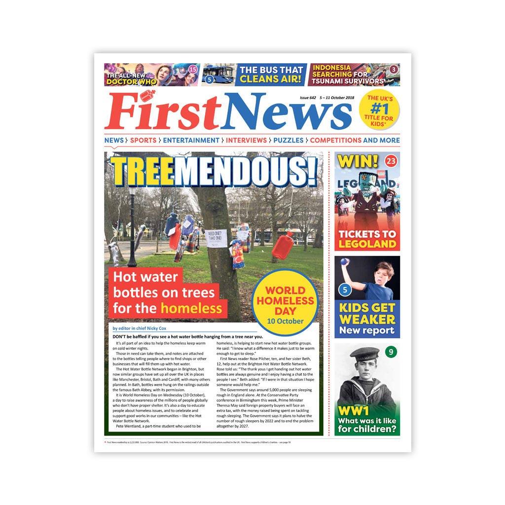 Noviny First News - číslo 2 (642/ 2018)