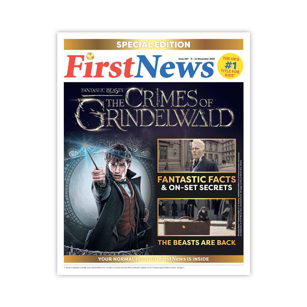 Noviny First News - číslo 3 (647/ 2019)