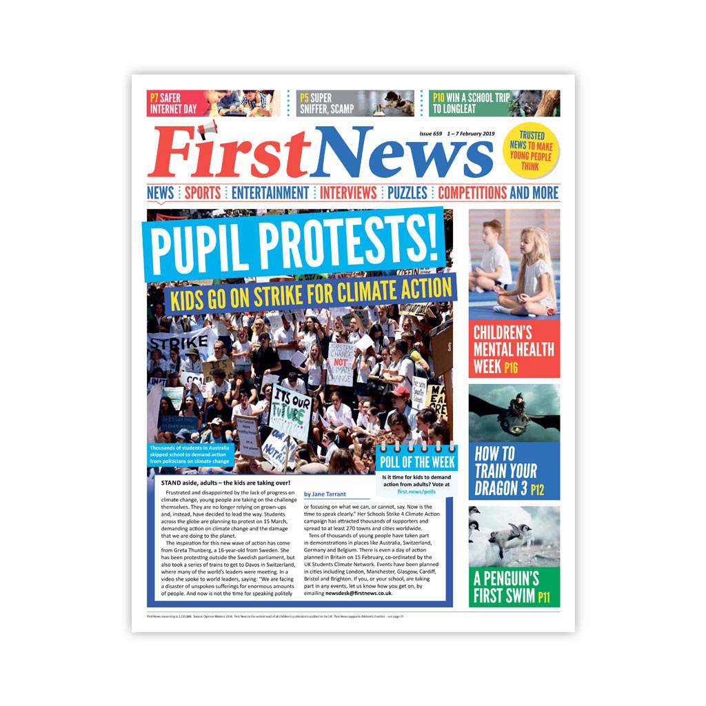 Noviny First News - číslo 6 (659/ 2019)