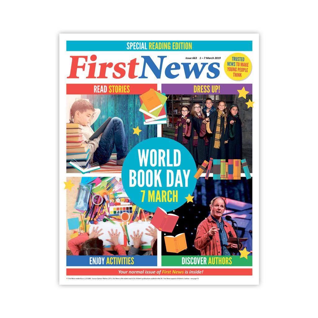 Noviny First News - číslo 7 (663/ 2019)