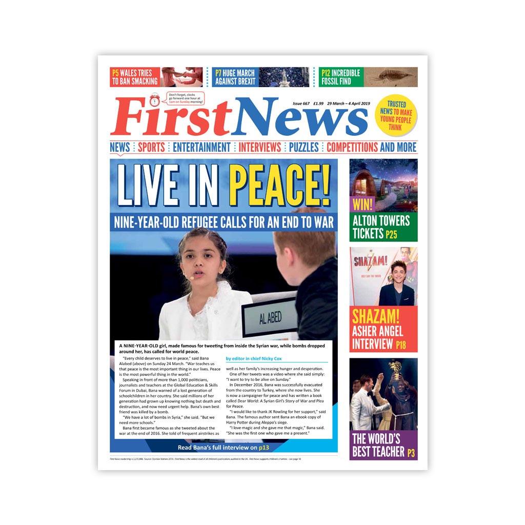 Noviny First News - číslo 8 (667/ 2019)