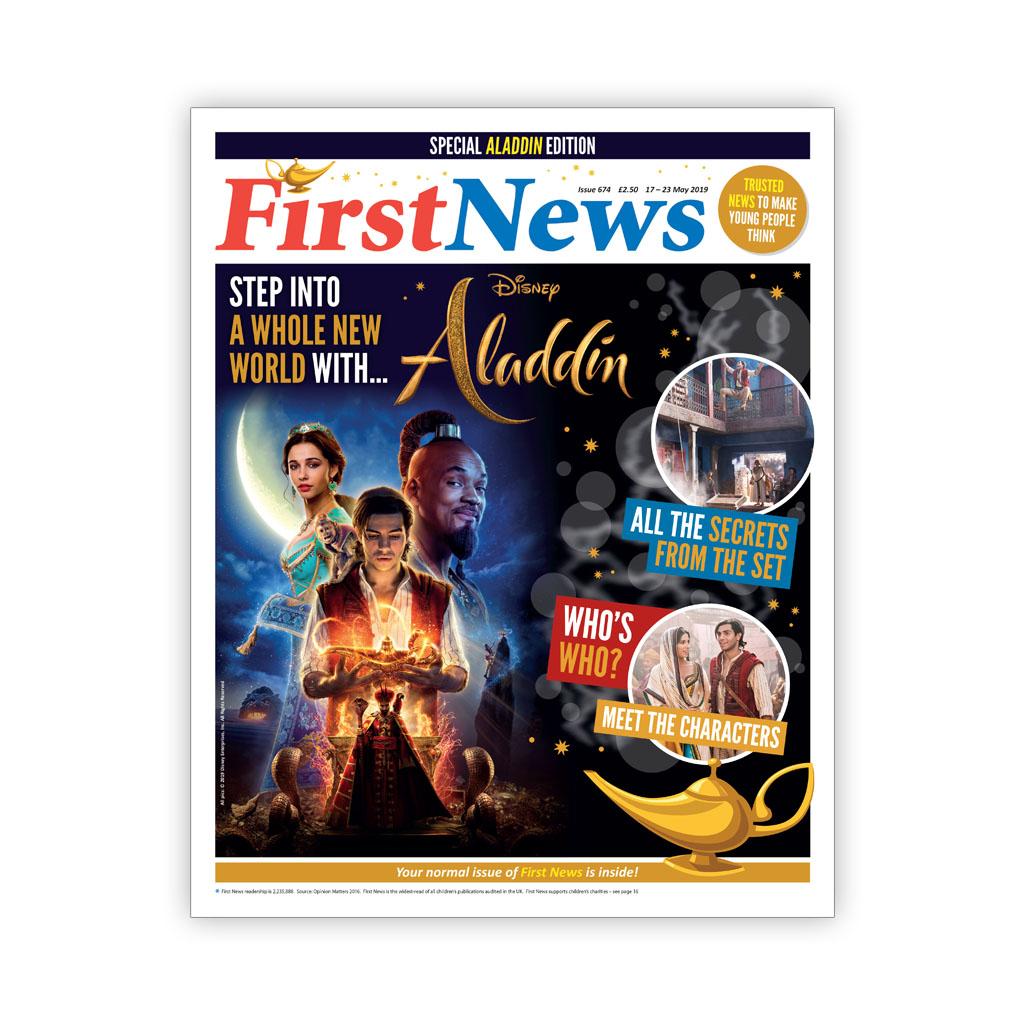 Noviny First News - číslo 10 (674/ 2019)