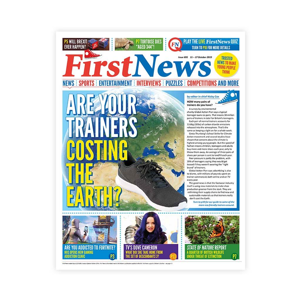 Noviny First News - číslo 1 (695/ 2019)