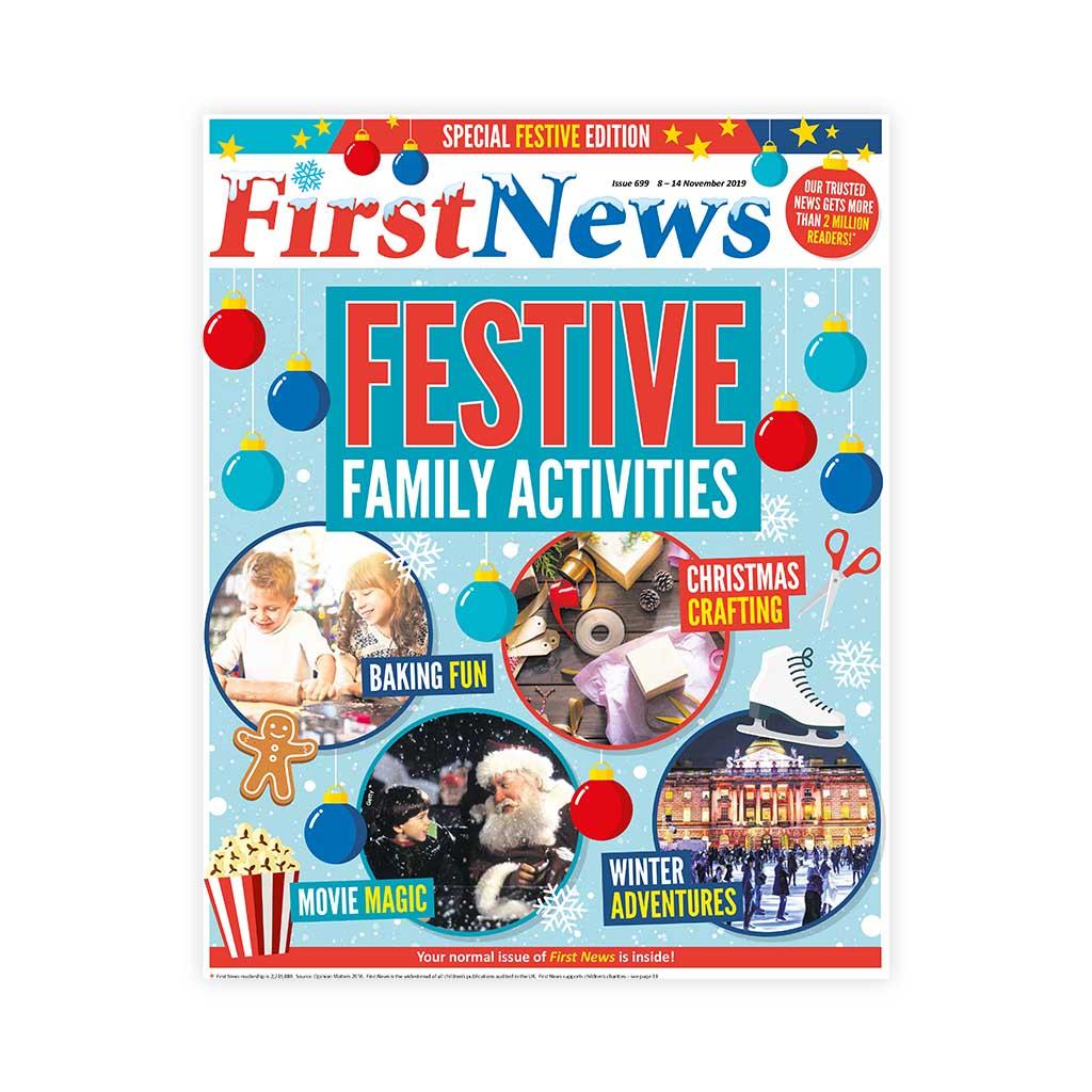 Noviny First News - číslo 2 (699/ 2019)
