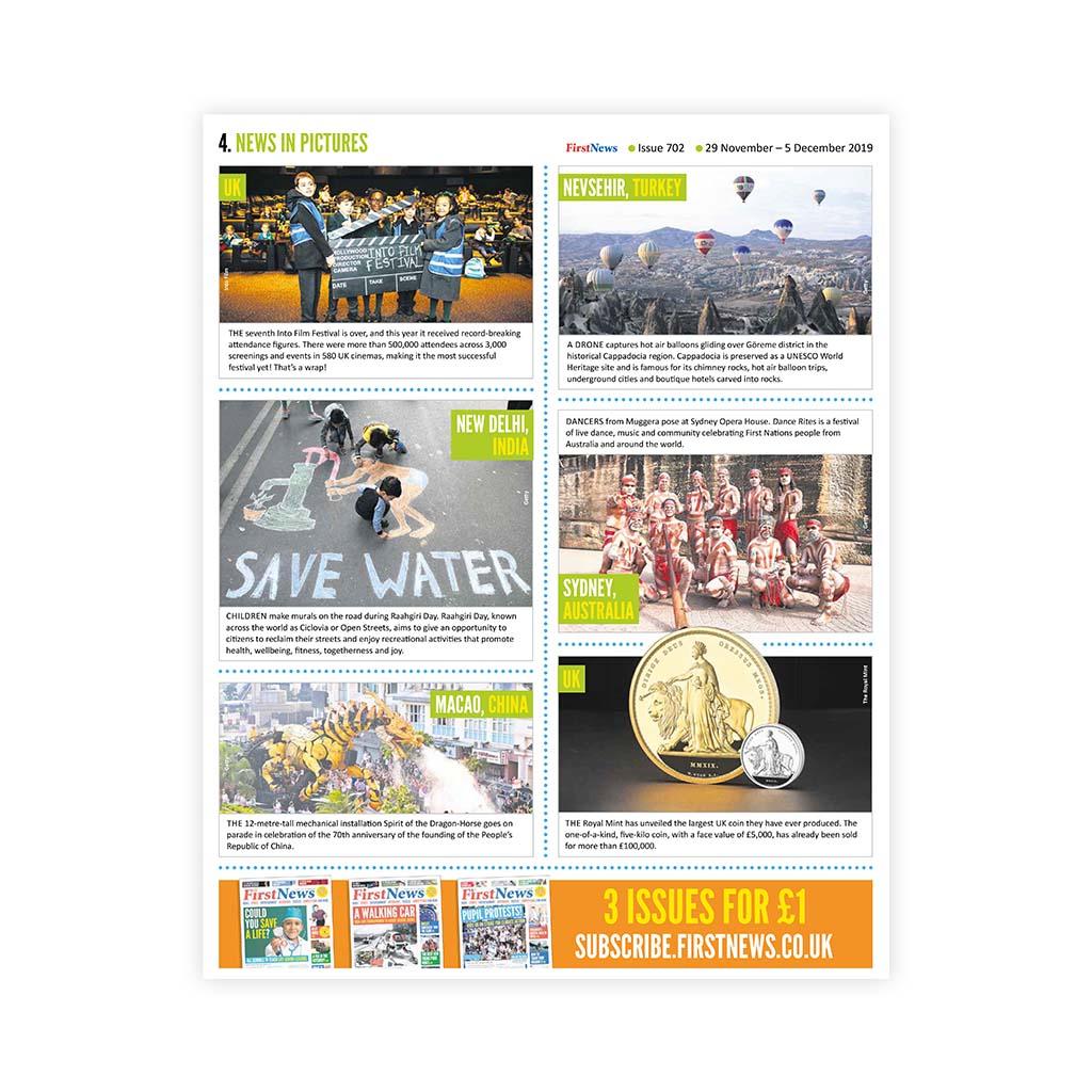 Noviny First News - číslo 3 (702/ 2019)