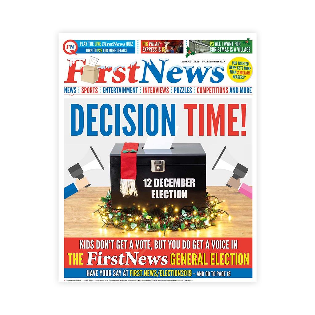 Noviny First News - číslo 4 (703/ 2019)