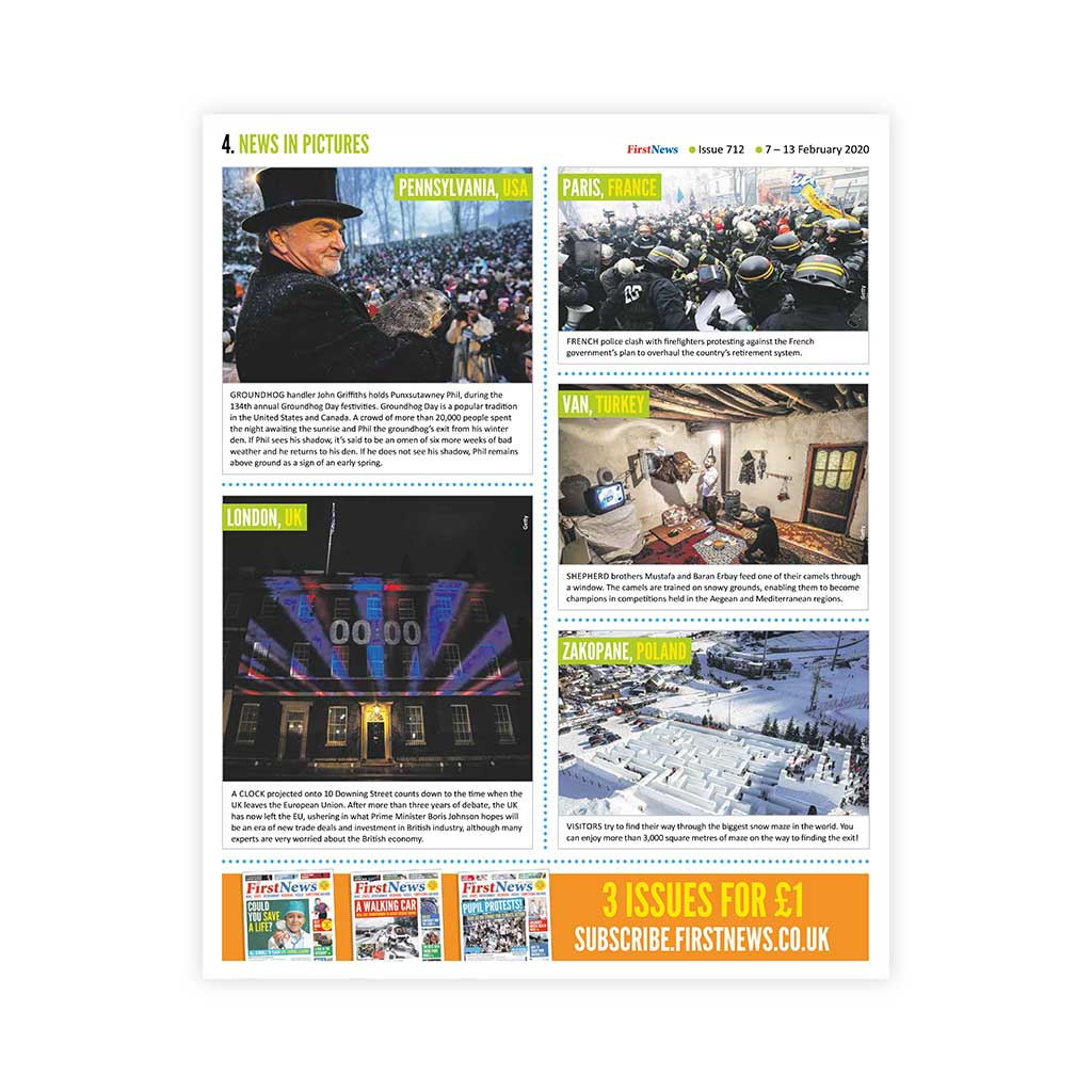 Noviny First News - číslo 7 (712/ 2020)