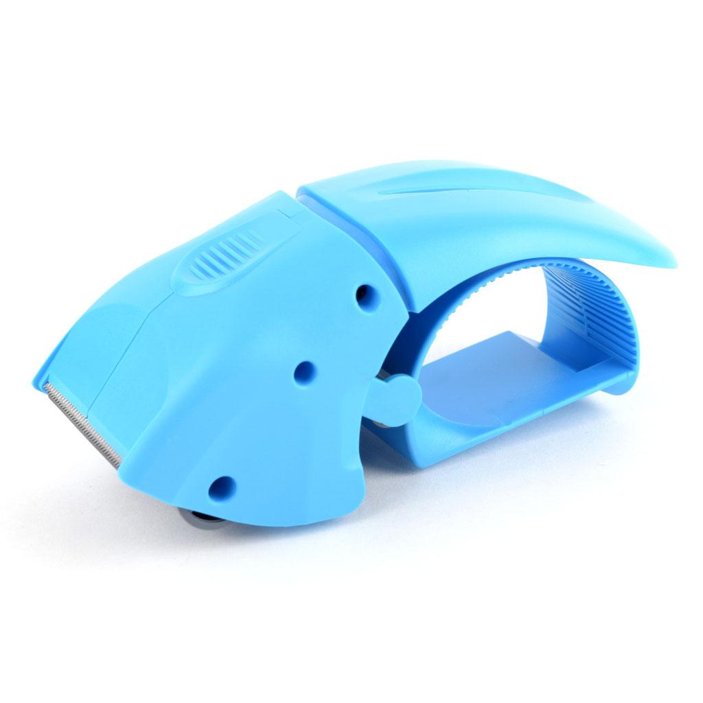 Ručný páskovač ABEL modrý