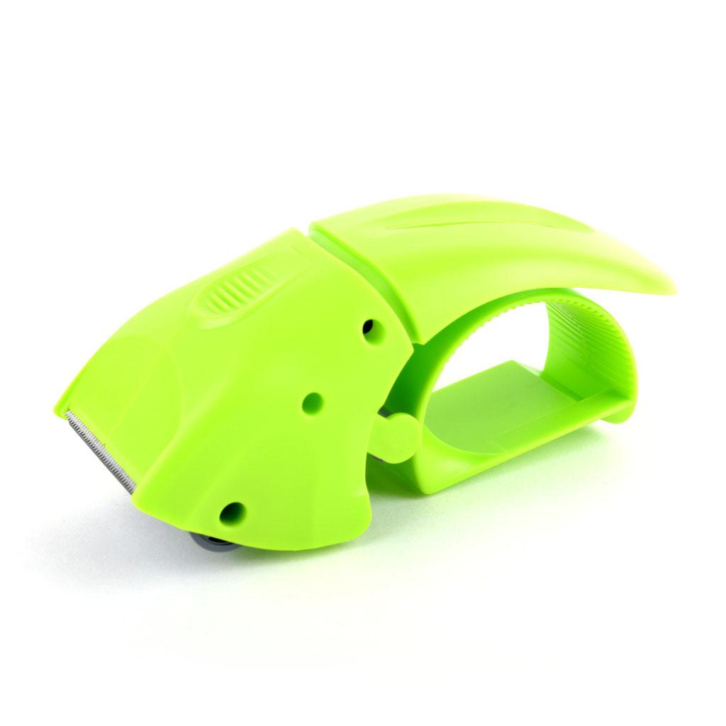 Ručný páskovač ABEL zelený