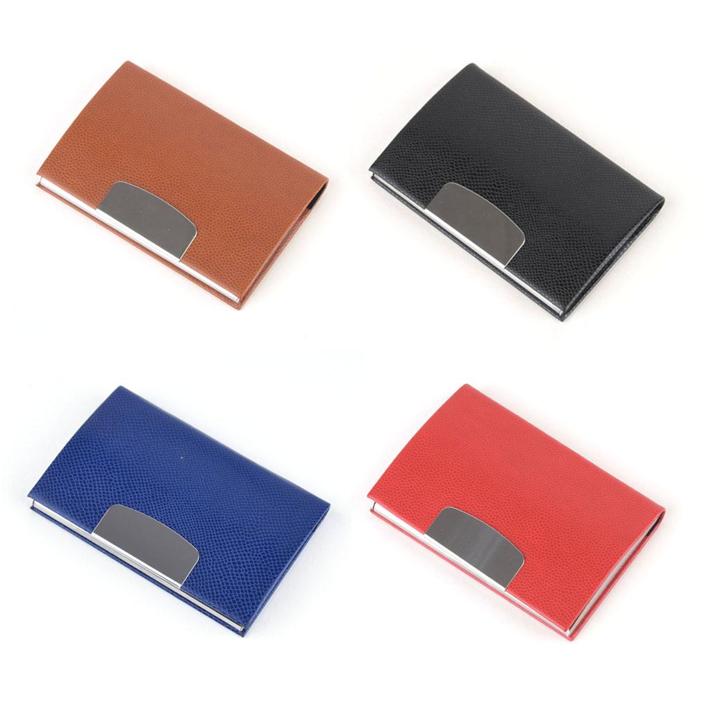 Vizitkár s kovovým klipom, mix farieb