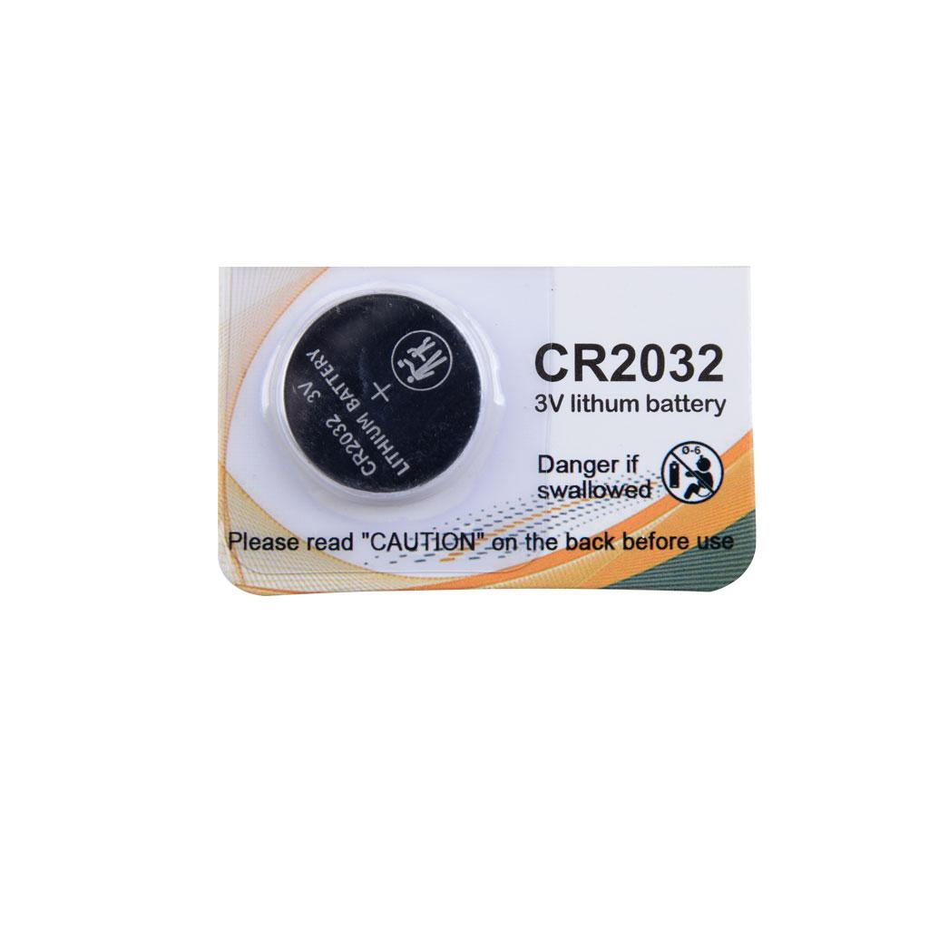 Gombíkové články CR2032 lítium, 3V