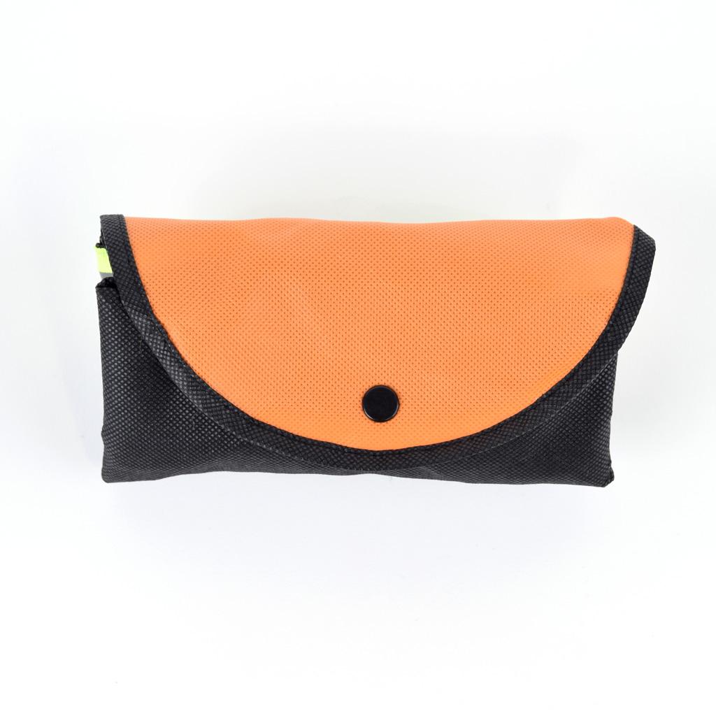 Reflexná textilná taška - rozmer vxš:35x40cm