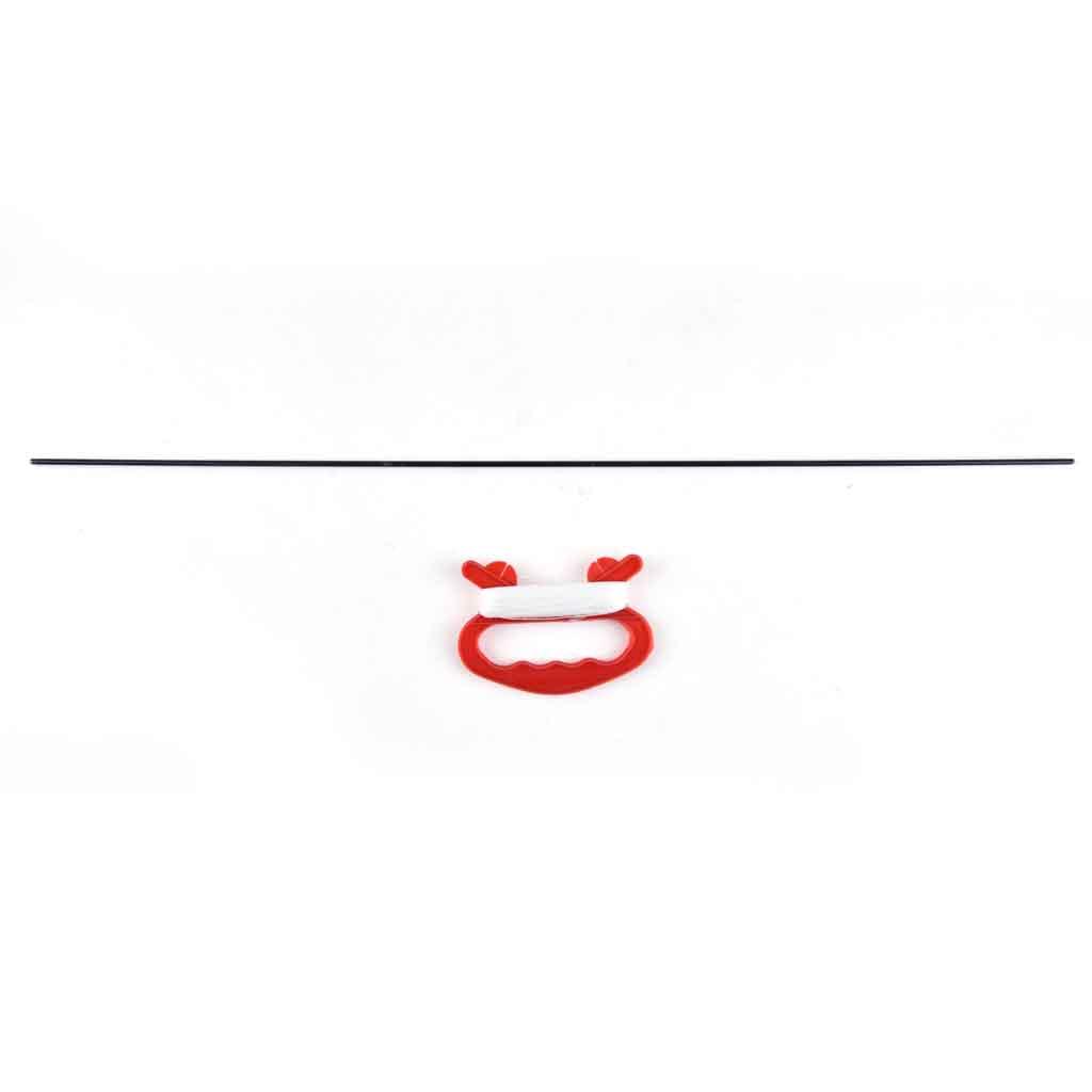 Šarkan Delta, 97 x 60 cm, pestrofarebný
