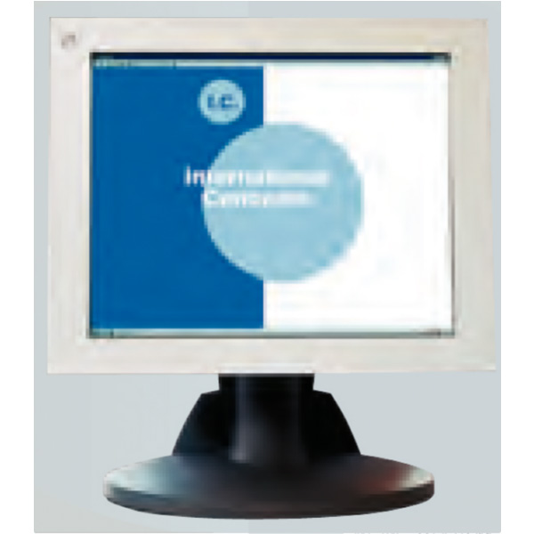 Karisblok 4-krúžkový Esselte, A4, PP, prezentačný, 3 cm, modrý