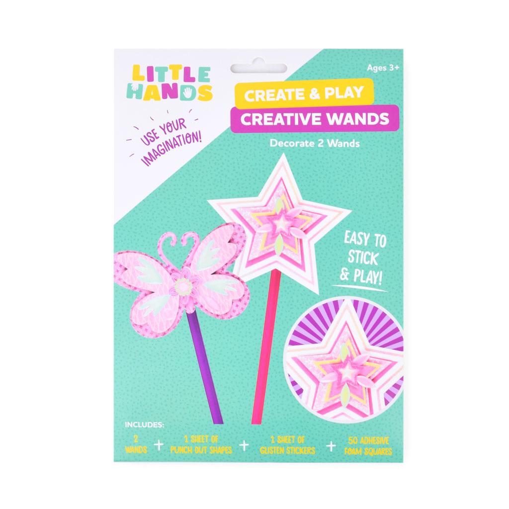 Kreatívny set, Little Hands - Kúzelné paličky