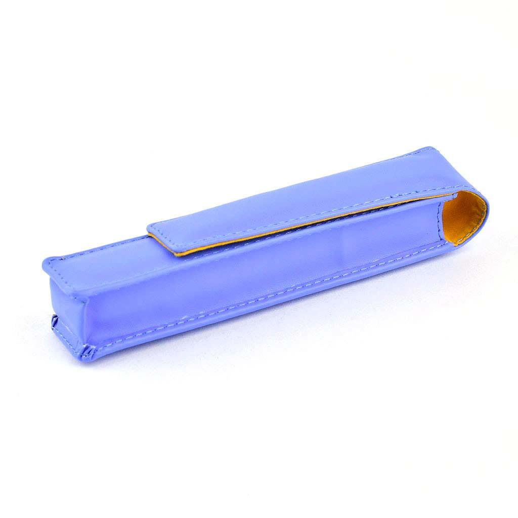 Púzdro na 2 perá s magnetom, mix farieb