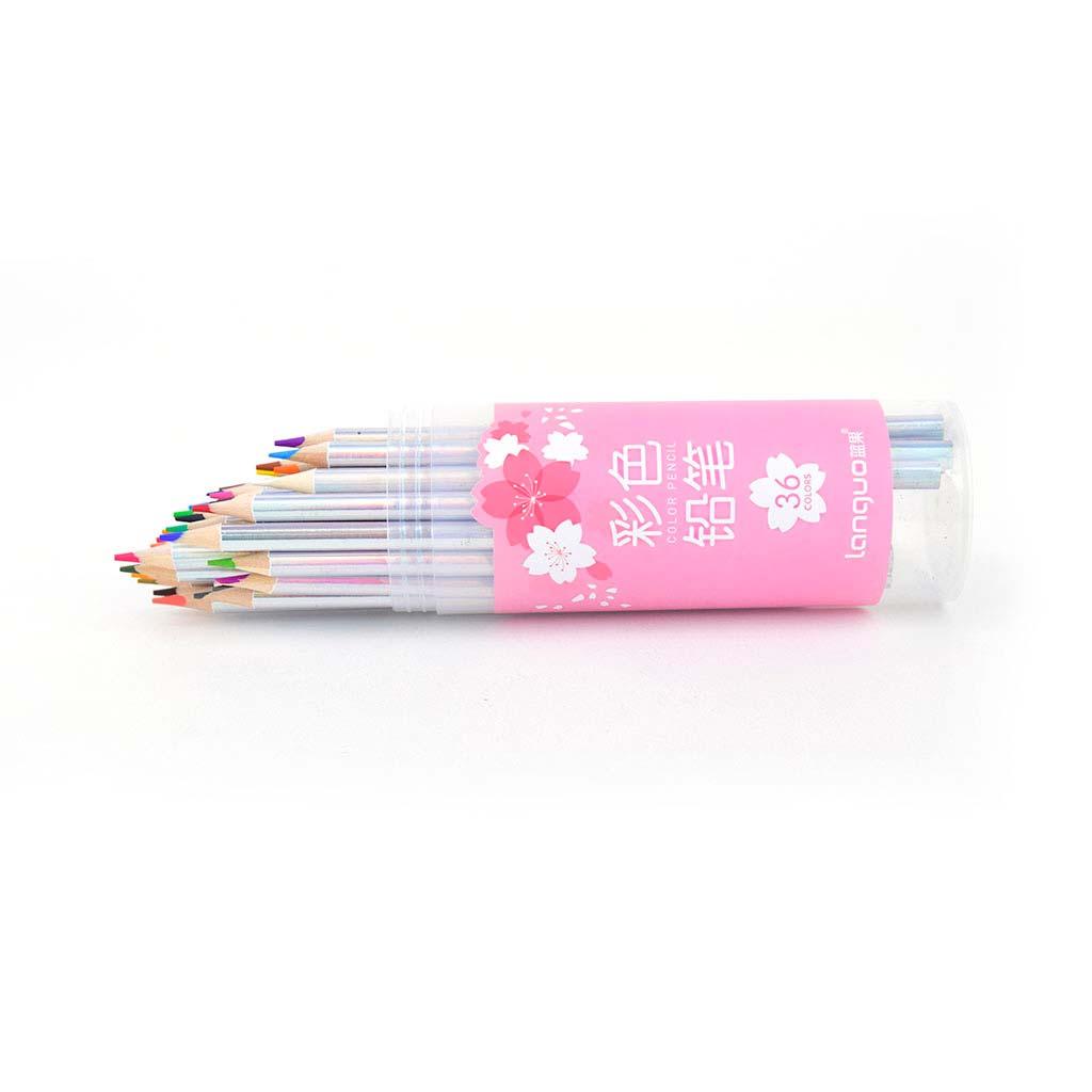 Farbičky v plastovej tube / 36 ks
