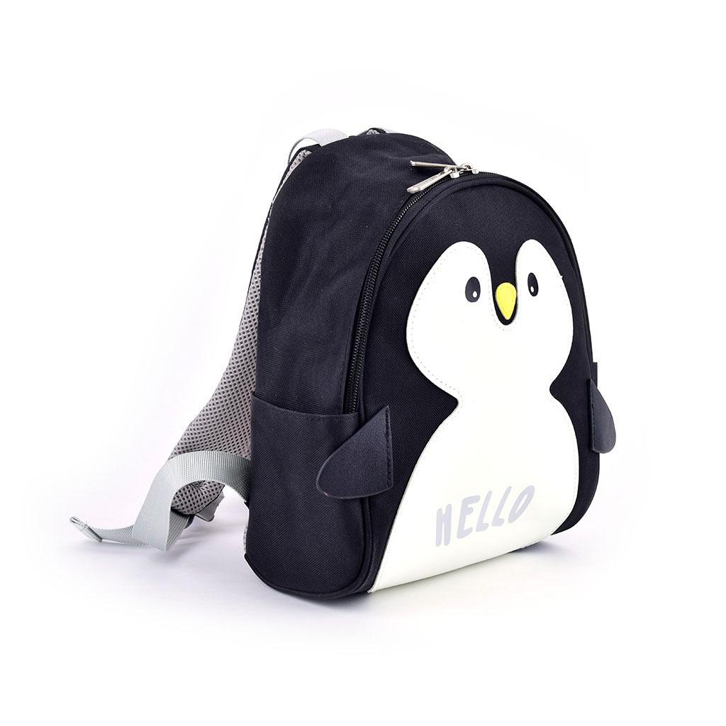 Batoh, detský, tučniak