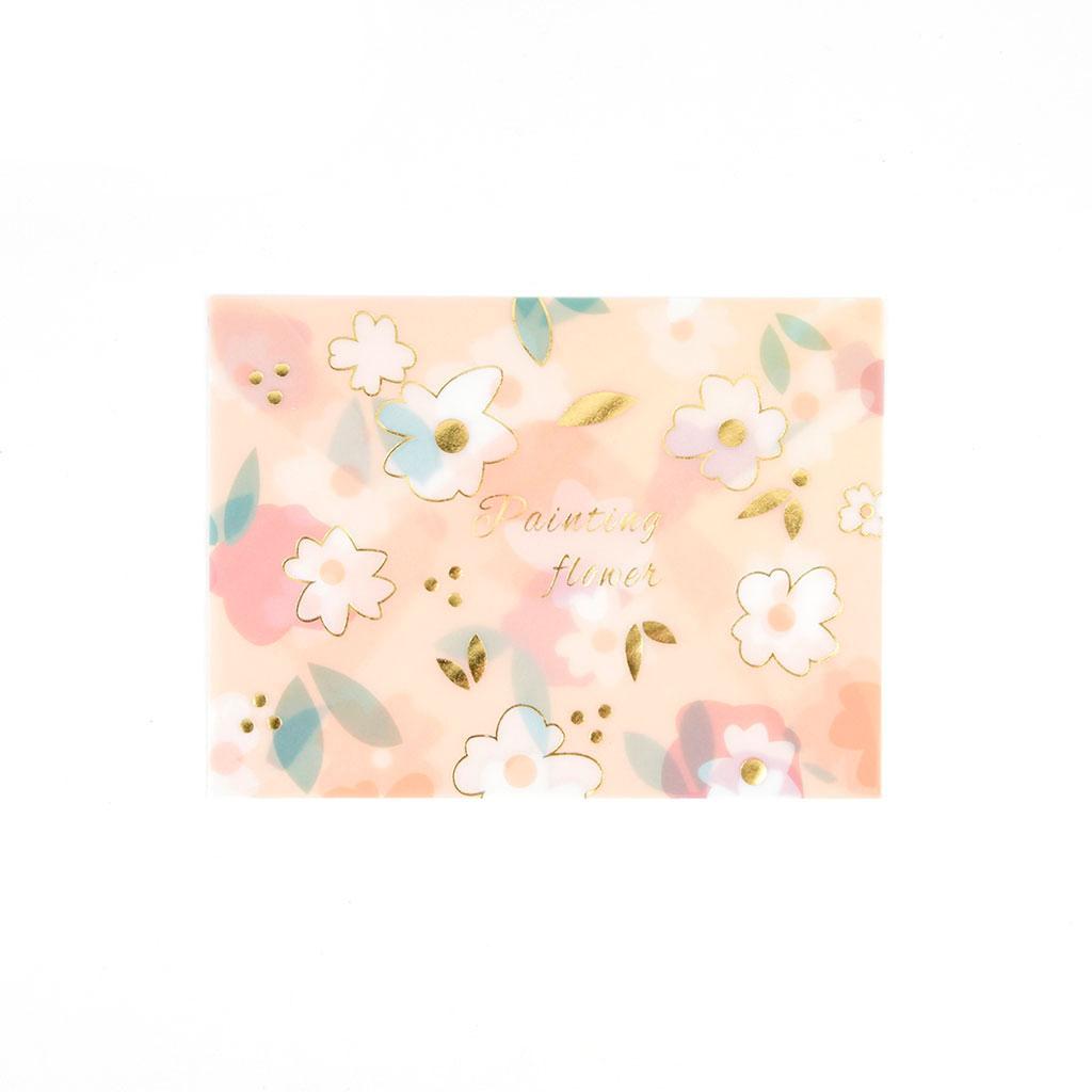 Obálka darčeková s kartičkou, mix motívov