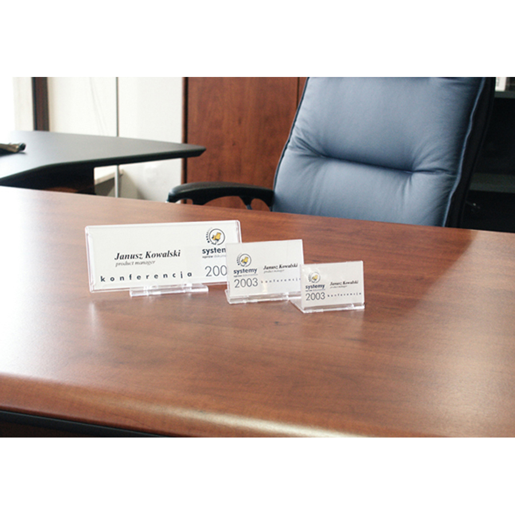 Menovka na stôl SRD 517