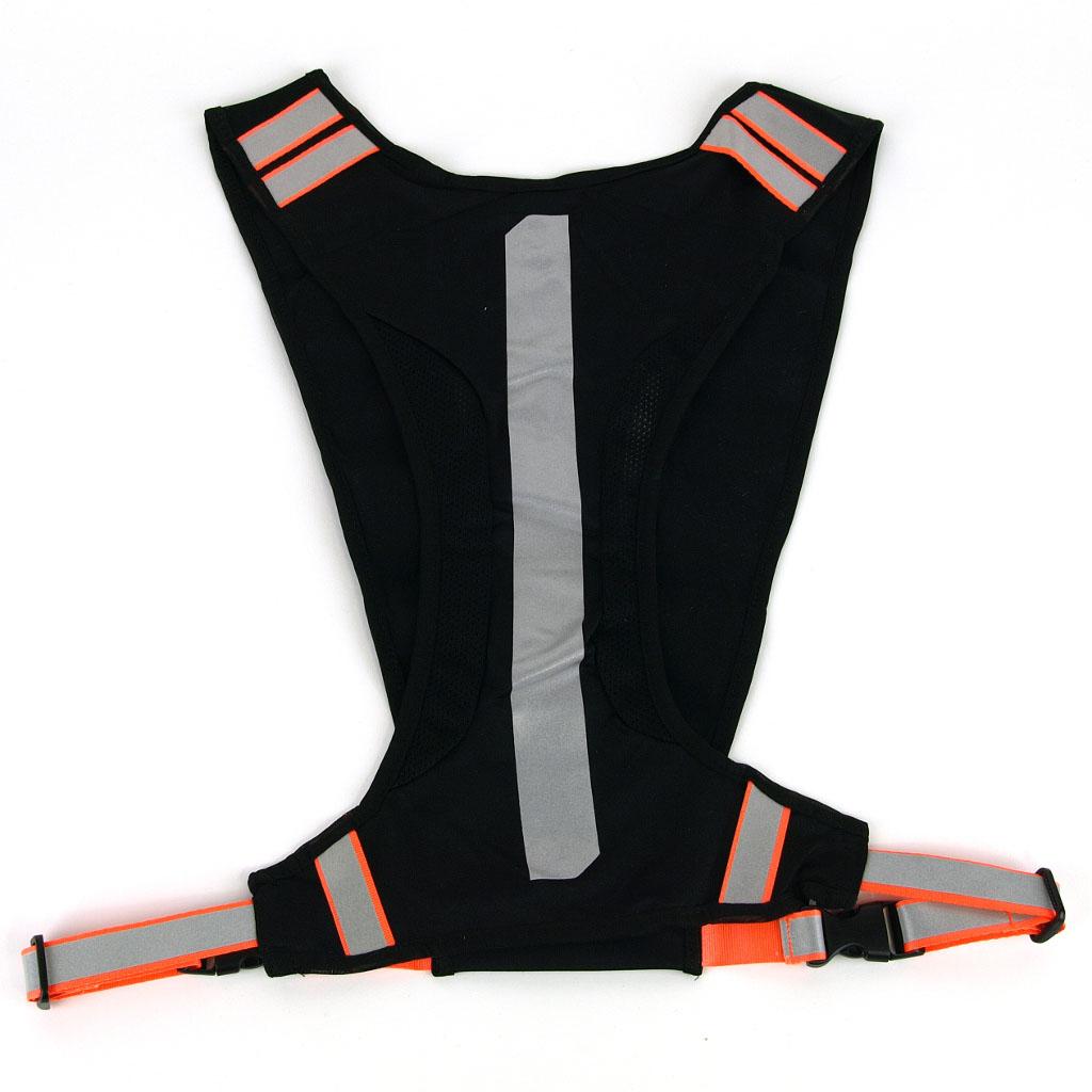 Reflexná vesta - športová