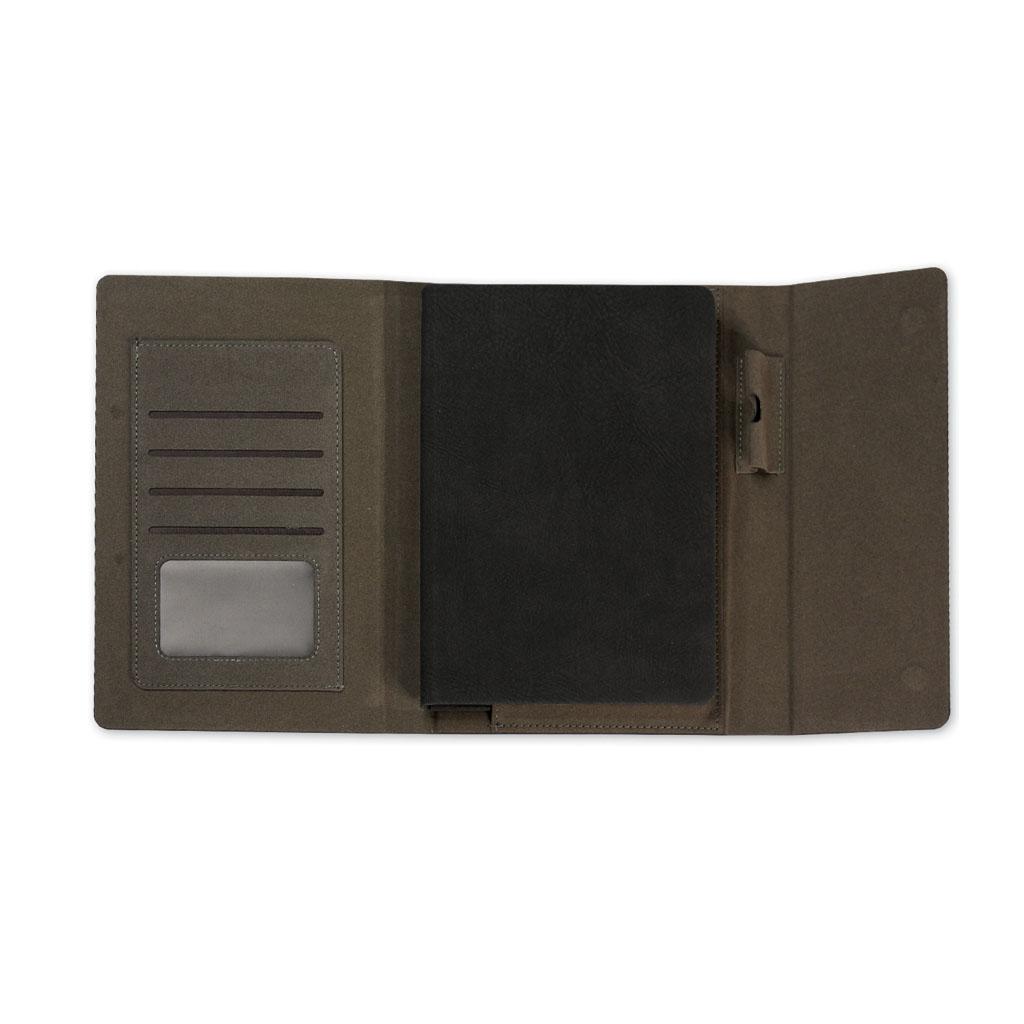 Portfólio s blokom A5, Elite v luxusnom boxe, 224 str.