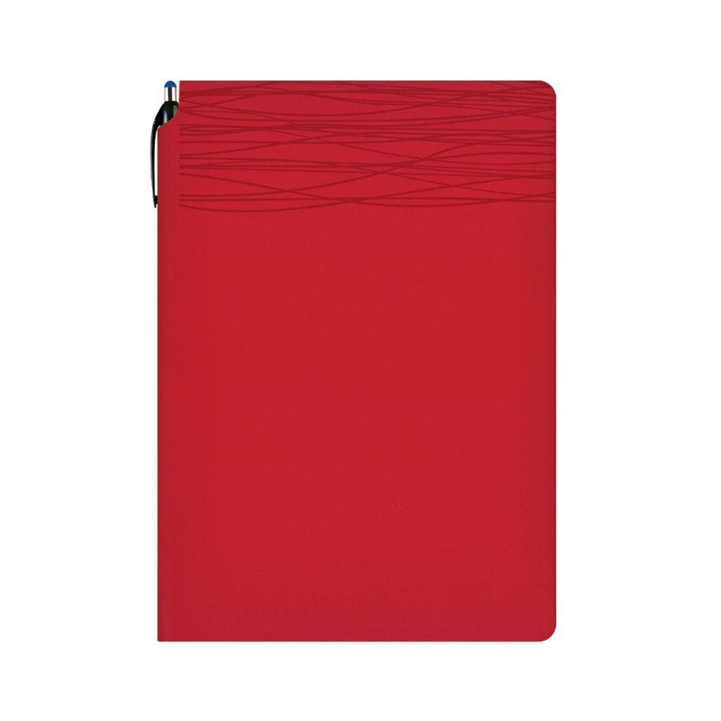 Nekonečný diár B5, Memo s perom, 224 str.