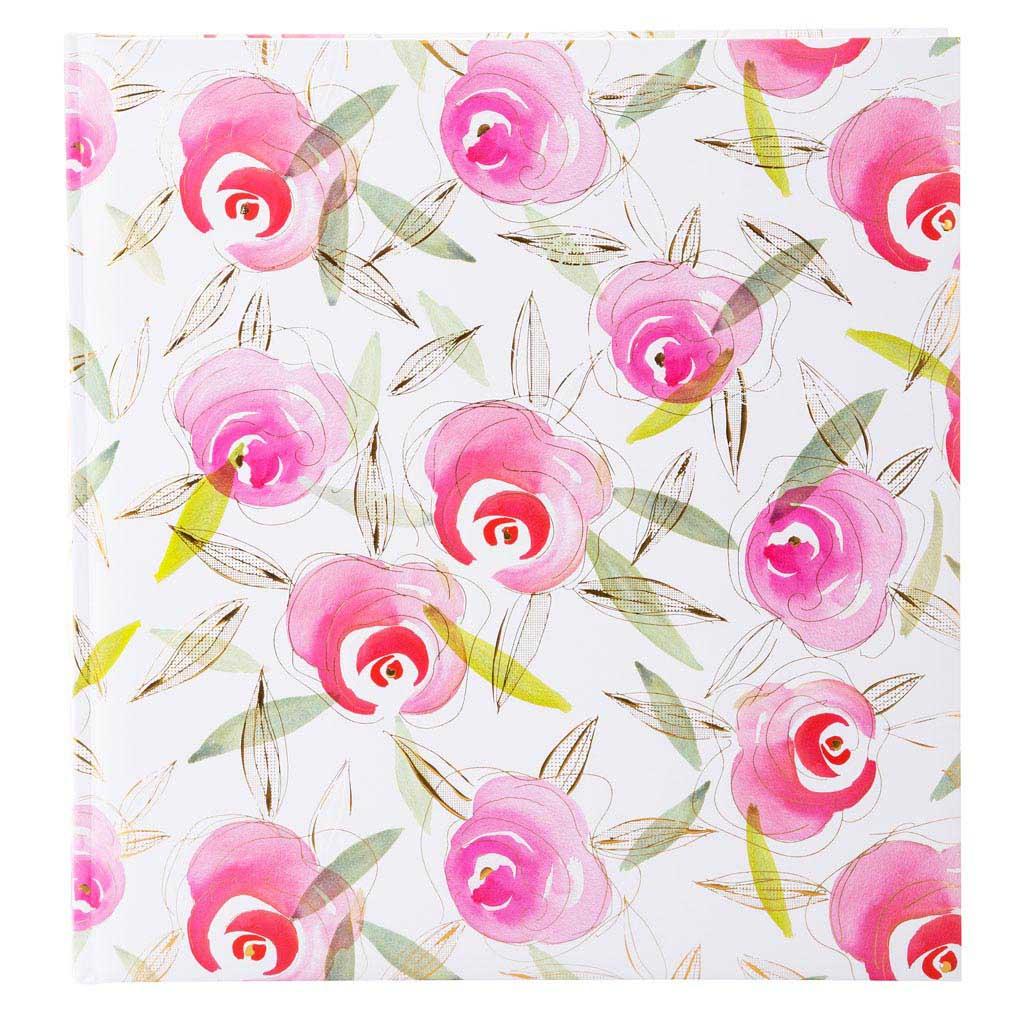 "Fotoalbum ""Garden of Love"", svadobný, 30l., 30x31 cm"