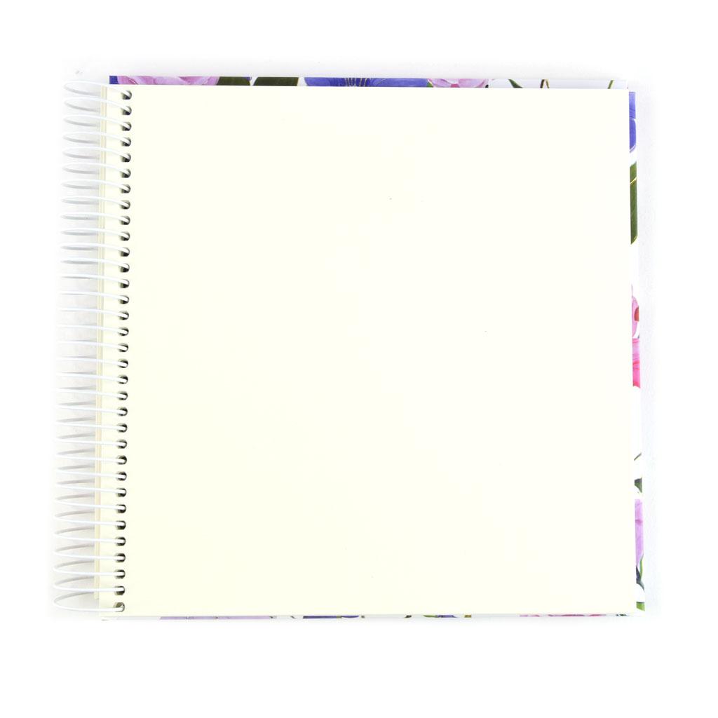 """Fotoalbum """"Garden of Colors"""", špirálový, 20l., 20x20 cm"""