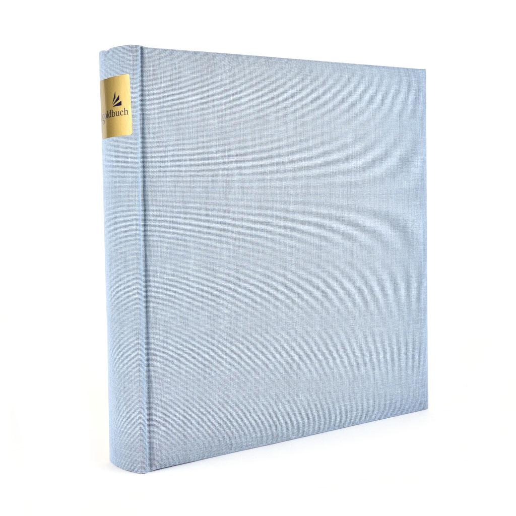 "Fotoalbum ""Summertime Trend 2"", 30l., 25x25 cm, modro-sivý"