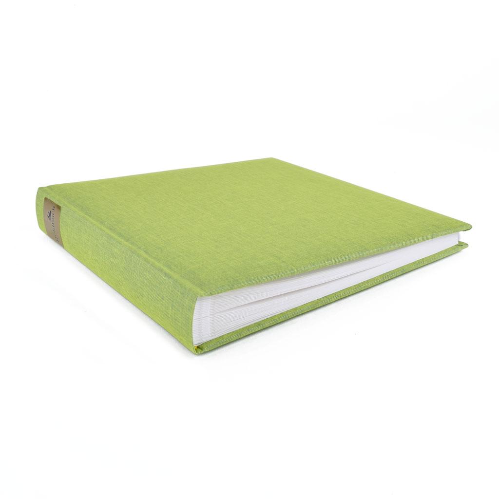 "Fotoalbum ""Summertime Trend"", 30l., 25x25 cm, zelený"