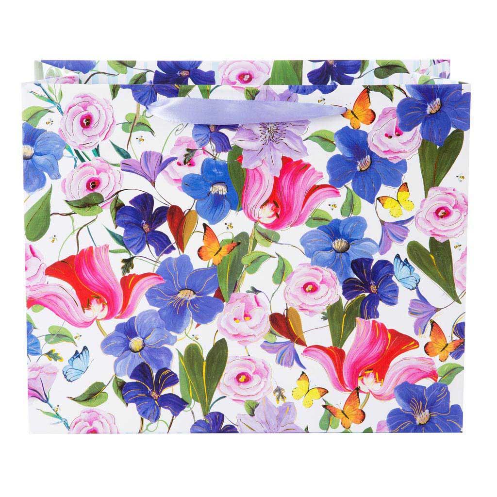 """Darčeková taška """"Garden of Colors"""", 27x13x33 cm"""