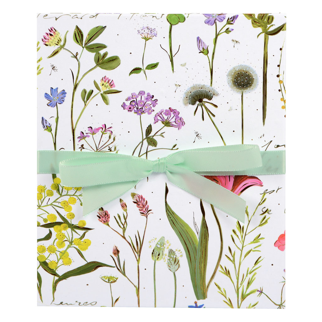 "Leporelo ""Wildflowers"", 10 fotiek, 13x18 cm"