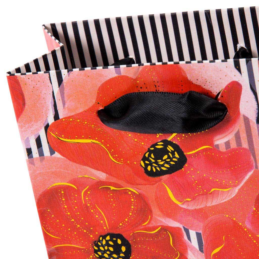 """Darčeková taška """"Poppy"""", 10x10 cm"""