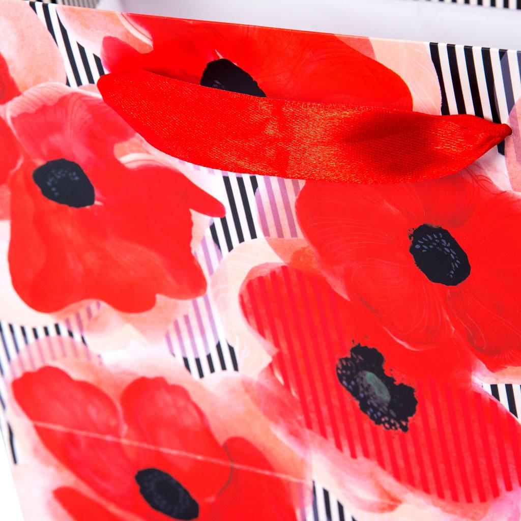 """Darčeková taška """"Poppy"""", 18x25 cm"""