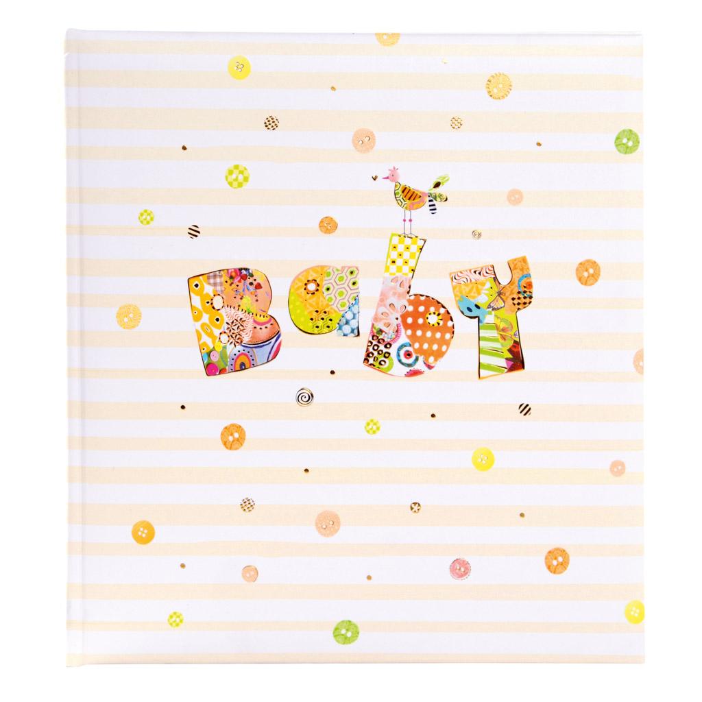 "Fotoalbum ""Baby Circle"", detský, 30l., 30x31 cm"