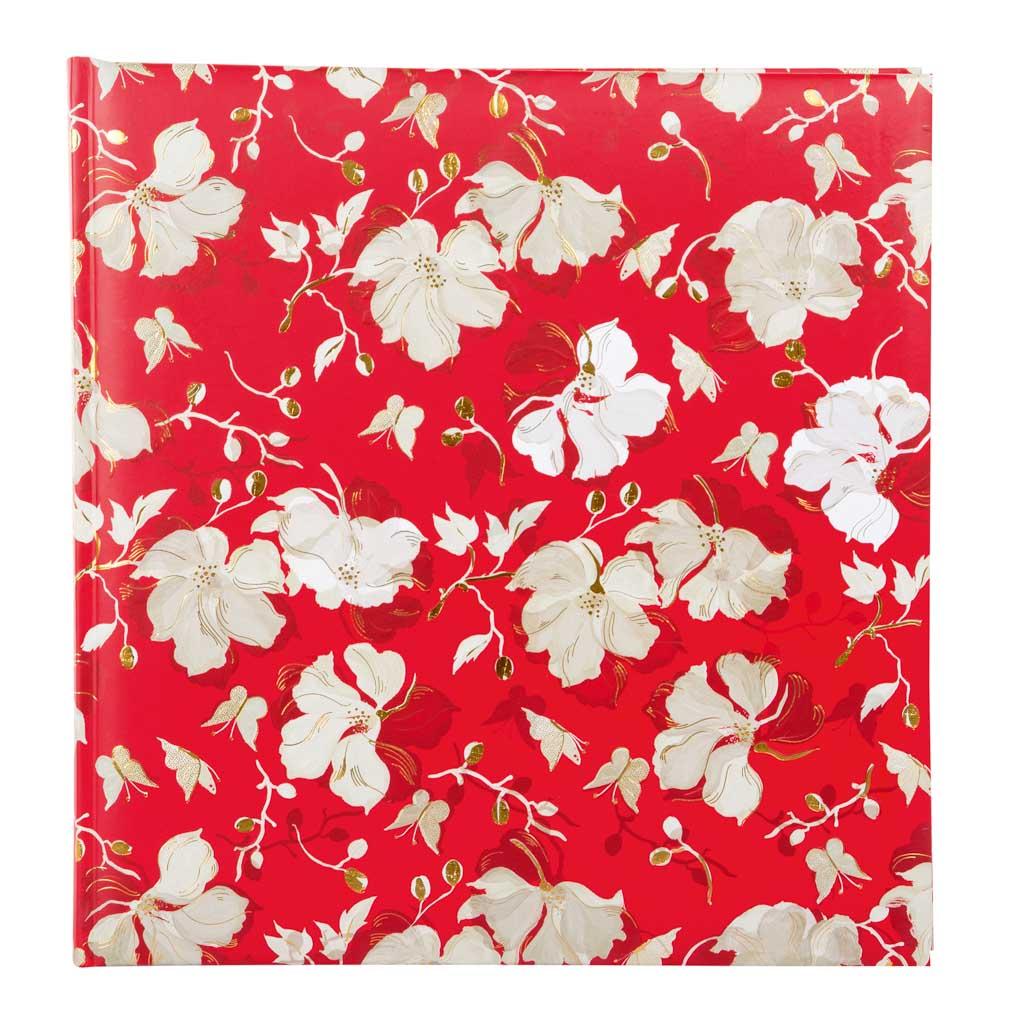 """Fotoalbum """"La Rose Red"""", 30l., 30x31 cm"""