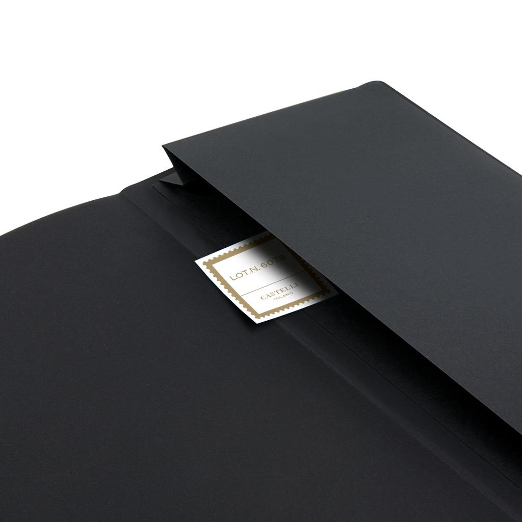 "Castelli Blok ""WABI SABI"", MEDIUM, linajkový, 120 l., Bark"