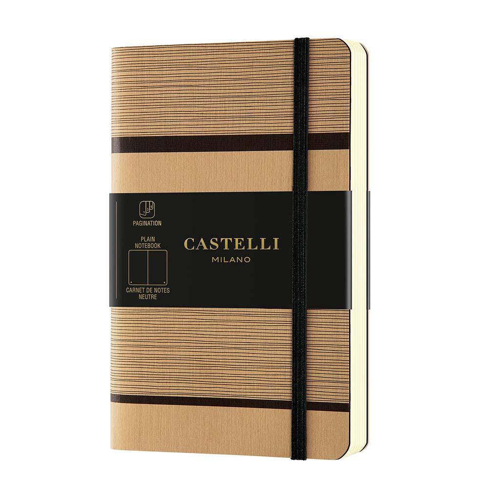 """Castelli Blok """"TATAMI"""", POCKET, čistý, 96 l., Beige Cappuccino"""