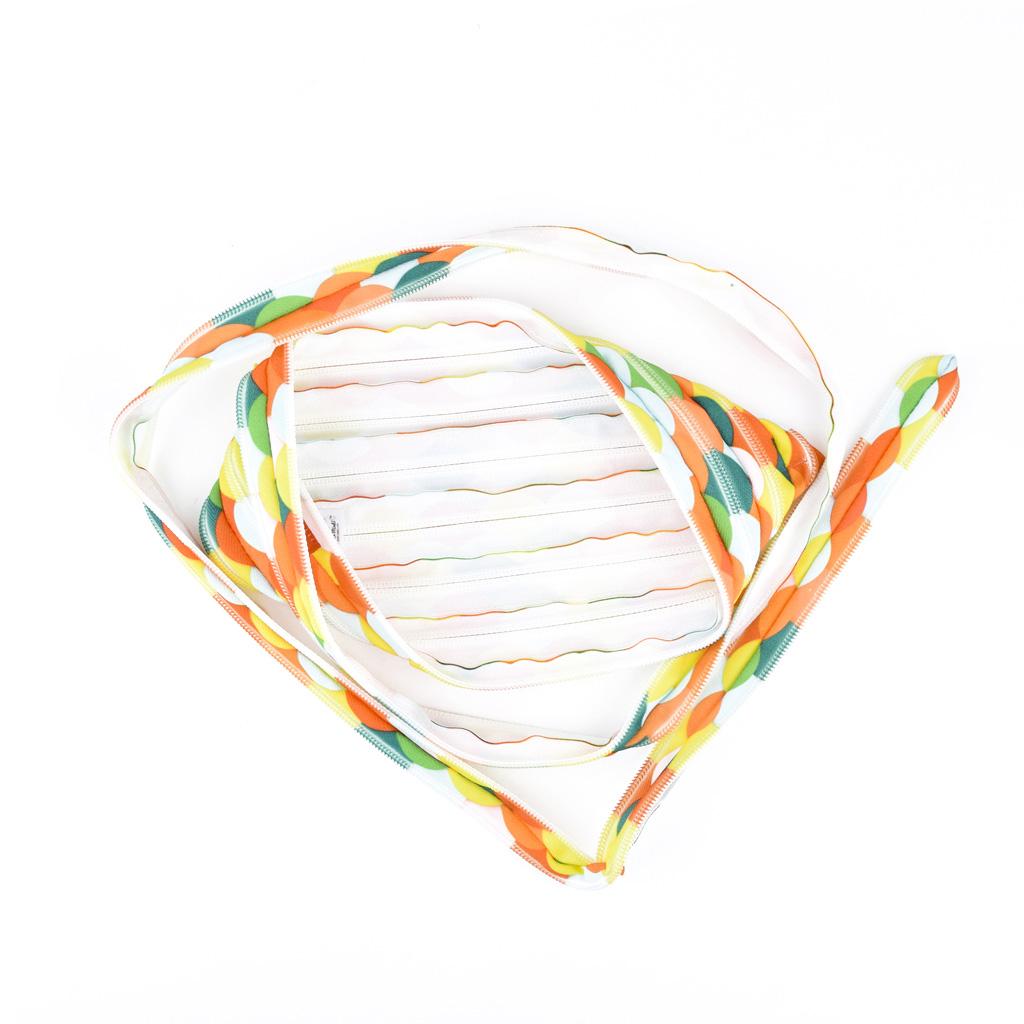 """Peračník etue """"Colorz Jumbo Pouch"""", bublinkový"""