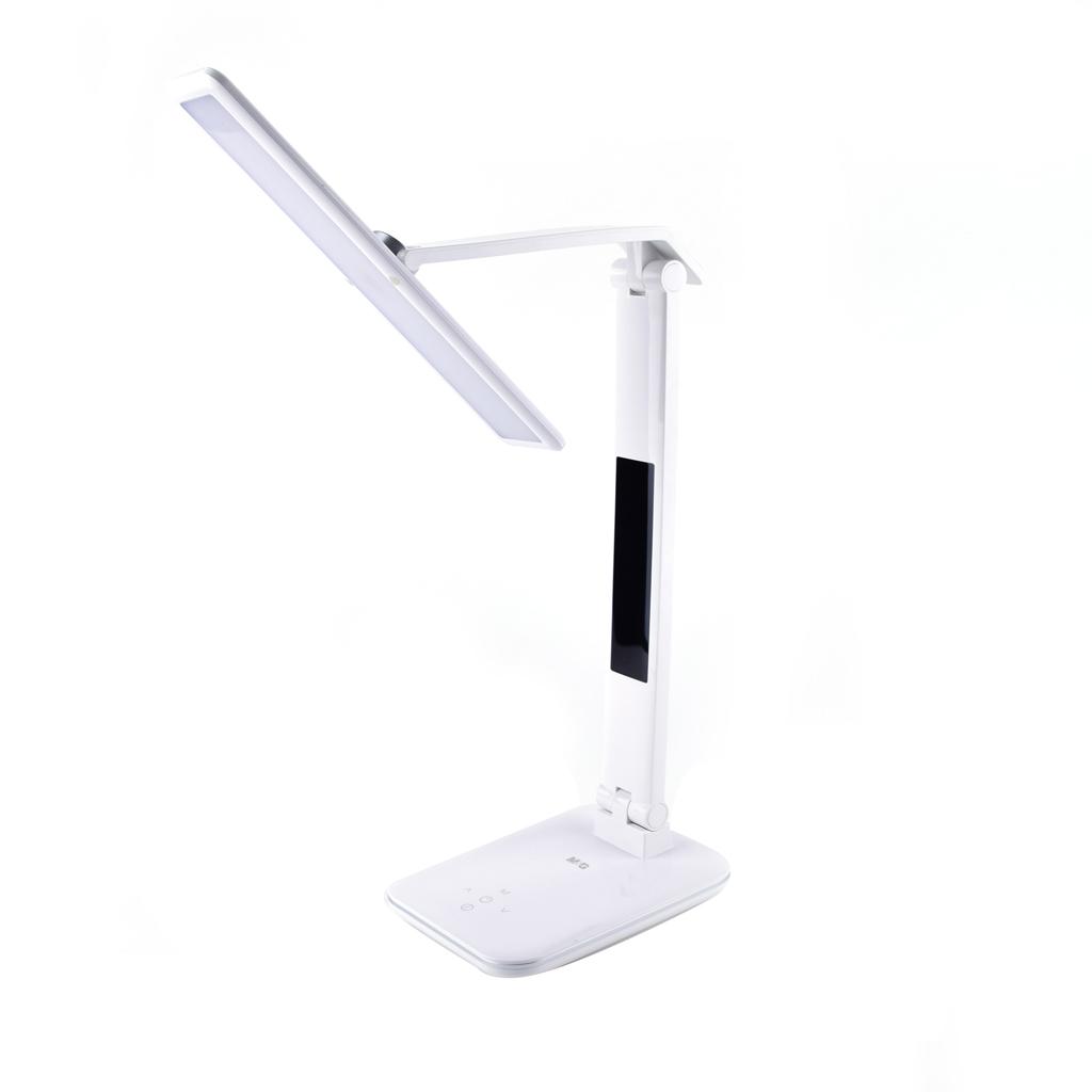 M&G Lampa stolná LED, otočná s diplejom