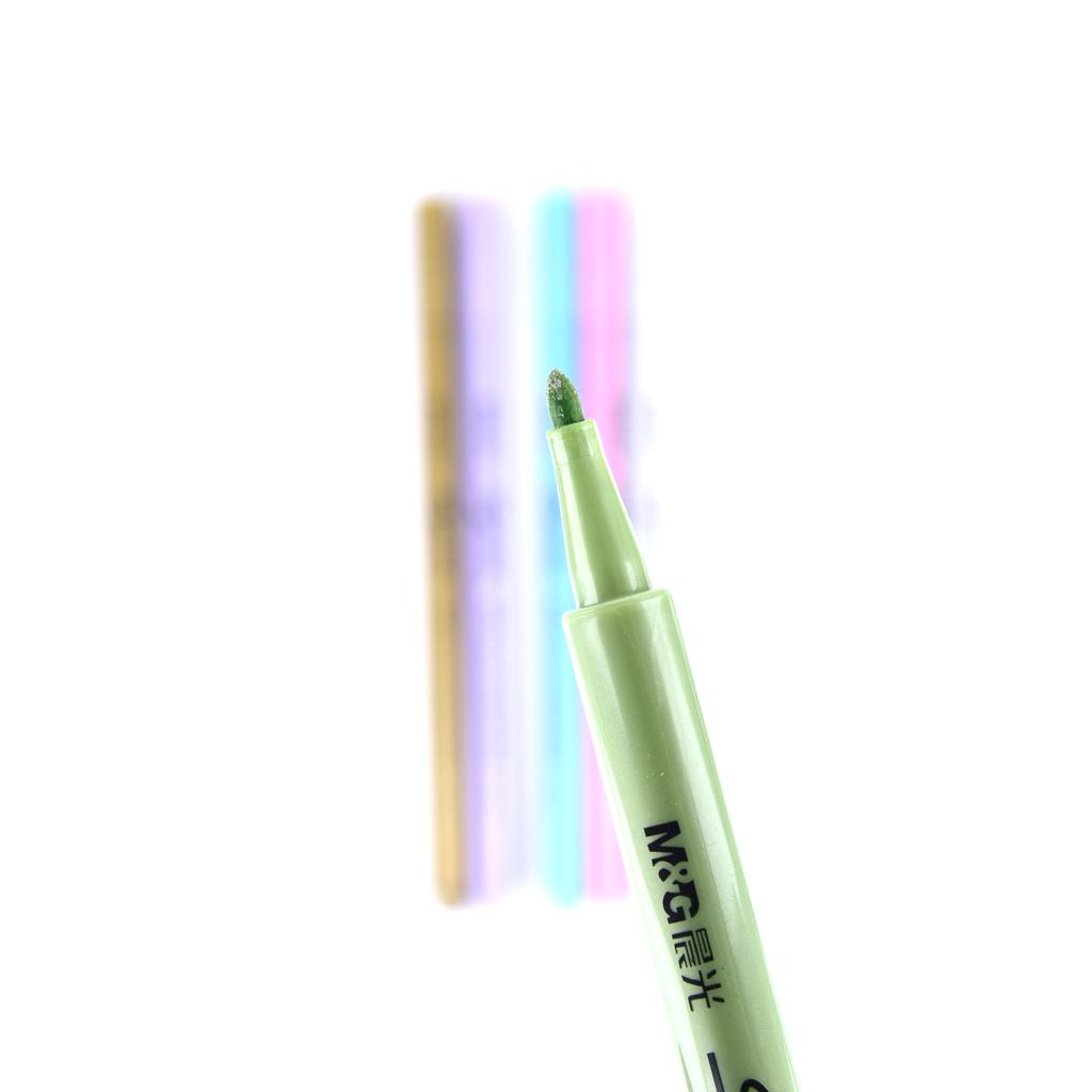 M&G Popisovač, metalická farba, sada 6ks, mix farieb