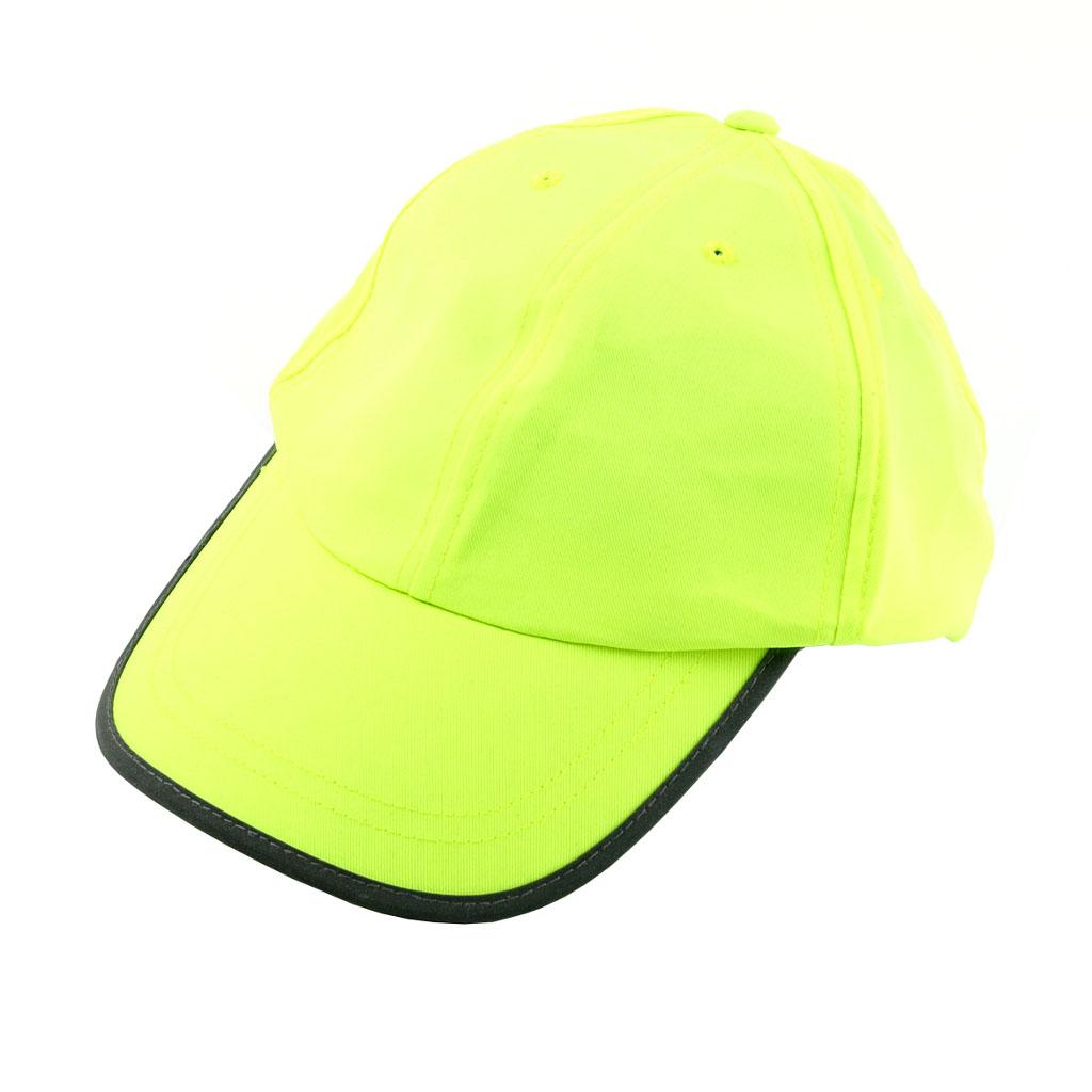 Reflexná čiapka - mix farieb